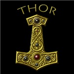 Thor's Hammer X-Gold - THOR