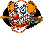 Clown Head Lacrosse