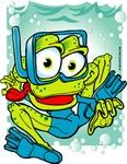 Frog Diver