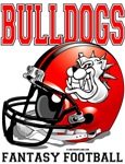 FFL Bulldogs Helmet