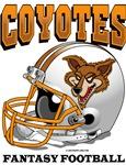 FFL Coyotes Helmet