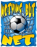 Nothing But Net Soccer Ball