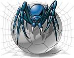 Spider Soccer Ball