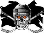 Skull and Crossbones Hockey