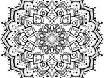 Bold Mandala