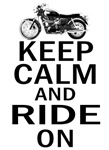 Bonneville -Keep Calm