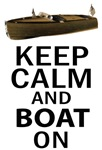 Boating - Keep Calm