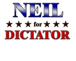 NEIL for dictator
