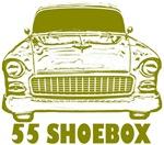 GOLD 55 SHOEBOX