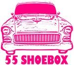 PINK 55 SHOEBOX