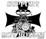 SUPPORT HOT RODDIN KULTURE!