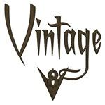 Vintage-V8-antique look