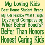 Better Than Honor Students Bumper Stickers