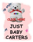 JUST BABY CARTERS (OVER 100 DESIGNS)