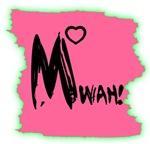 MWAH (super cute)