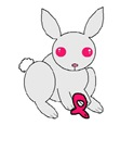 breast cancer bunny