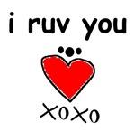 i ruv you