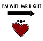 I'M WITH MR RIGHT