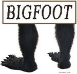 Big Foot by Marc Brinkerhoff