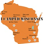I Camped Wisconsin