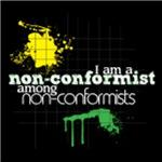 Non-Conformist, on Black