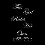 This Girl Rides Her Own