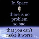 Bad Problem In Space