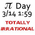 Pi Day is Totally Irrational!