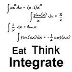 Eat, Think, Integrate
