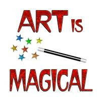 <b>ART IS MAGICAL<b/>