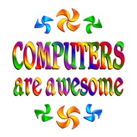 <b>COMPUTERS ARE AWESOME</B>