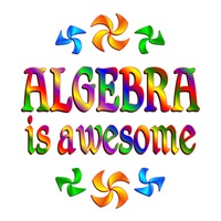 <b>ALGEBRA IS AWESOME</B>