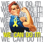 Endometriosis We Can Do It Shirts