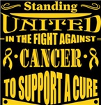 Childhood Cancer Standing United Shirts