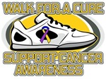 Bladder Cancer Walk For A Cure Shirts