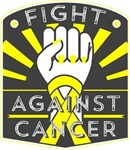 Fight Against Testicular Cancer Shirts
