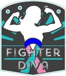 Thyroid Cancer Fighter Diva Shirts
