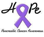Hope Pancreatic Cancer Awareness T-Shirts & Gifts