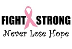 Fight Strong Breast Cancer T-Shirts & Gifts