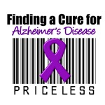Finding a Cure For Alzheimer's Priceless T-Shirts
