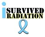 I Survived Radiation Prostate Cancer  T-Shirts
