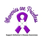 Memories are Priceless Alzheimer's T-Shirts