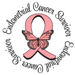Endometrial Cancer Survivor T-Shirts & Gifts