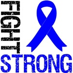 Fight Strong Colon Cancer Awareness Shirts