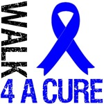 Walk 4 A Cure Colon Cancer T-Shirts & Gifts