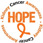 Kidney Cancer Hope Shirts & Gifts