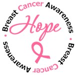 Breast Cancer HOPE Shirts & Gifts