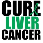 Cure Liver Cancer Shirts & Gifts