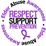 Elder Abuse Awareness Shirts & Gifts
