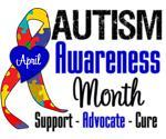 Autism Awareness Month T-Shirts & Apparel